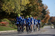 Ages range from masters (30 +) to 10 years old. team.simcoecycling.ca
