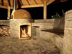 Clay oven Bakehus