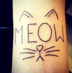 Ces 25 tatouages de chats vous donneront sans aucun doute quelques idées ! Le 6 est trop mignon !