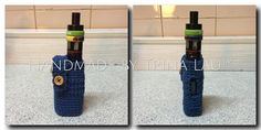 Kangertech Subox Mini Mod Cover Code No: #06ktc092015 Color: Navy Blue Material: 80% Cotton and 20% Milk Fiber yarn  Please PM for price (Price may vary based on size required and material used) or visit us at: https://www.facebook.com/groups/babyboobytrinalau/ or http://handmadebytrinalau.blogspot.com/
