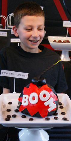 Secret Agent Spy Boy Tween 11th Birthday Party Activity Planning Ideas