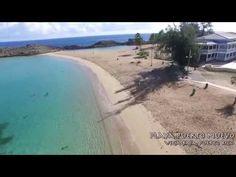Playa Puerto Nuevo en Vega Baja Puerto Rico - YouTube