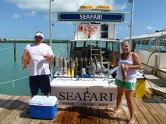 A great day spearfishing on the Seafari with Dive Duck Key!!!