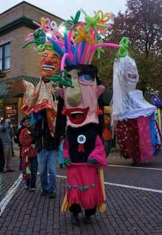 Guest Blog Post, Brad Modlin: Before I Tell You about the Puppet Parade