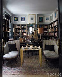 LookBook | Library | ELLE Decor