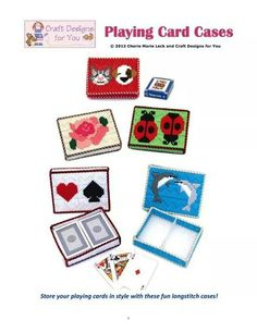 Playing cards cases