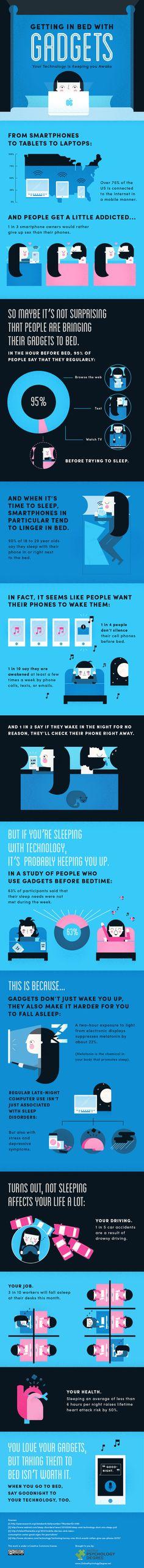 Sex e smartphone: un'infografica mostra che la gente rinuncia all'amore piuttosto che al cellulare