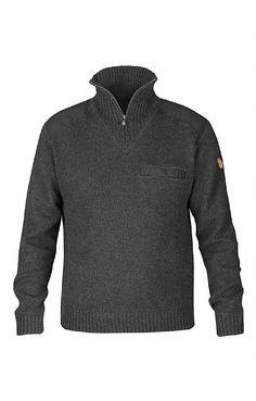 88ea5df1f4cebc Mens Koster Sweater | Men's Sporting Knitwear | House Of Bruar Grey Sweater,  Knitwear,