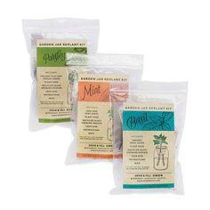 Garden Jar - Replant Kit