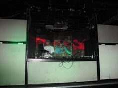 "Me at the ""legendary"" warehouse nightclub in Calgary Alberta . Along side dj digaboo"