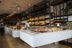 MINIMAL display counters JORDAO COOLING SYSTEMS® 2018 #JORDAO #padaria #bakery #bread #interiordesign #inspiration #pastryshop #displaycase #displaycases #vitrinas