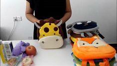 2020 3D Cartoon Plush Children Backpacks kindergarten Schoolbag Animal Kids Backpack Children School Bags Girls Boys Backpacks Cheap School Bags, School Bags For Kids, Animal Themed Food, Boys Backpacks, Animal Backpacks, Plush Pattern, Girls Bags, Sewing Toys, 4 Years