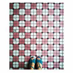 """PINK #tiles #pinkandwhite #pattern #design #singapore #amazingfloorsandwanderingfeet #ihavethisthingwithtiles #ihavethisthingwithfloors #lookingdown #TileAddiction #selfeet #fwisfeed #photooftheday @ihavethisthingwithfloors @ihavethisthingwithtiles @amazingfloorsandwanderingfeet @tileaddiction #ihaveathingwithtiles"" Photo taken by @singaporegypsy on Instagram, pinned via the InstaPin iOS App! http://www.instapinapp.com (06/11/2015)"