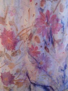 """echarpe em tecido """"toque de seda"""" pintado à mão   LC-0540  peça única / exclusiva  tam.: 2,00 x 45  conheça as regras em """"políticas da loja"""" , antes de efetuar a compra R$ 55,00"""