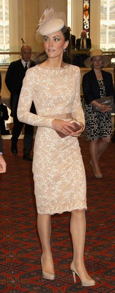 Kate Middleton, glamorous style at the Queen Jubilee.