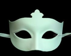 White Masks To Decorate Mask To Decorate  Farfalla  Blank Undecorated Masks  Pinterest
