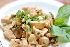I don't think I need to tell you how delicious this chicken is. Just take a look at the picture. All the fresh basil, the juicy goodness, and the simplicity of the entire dish in one single skillet. Amazing I tell you. And this really is SO easy to make! Since I've been sick for …