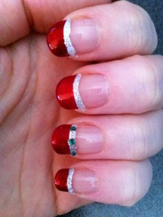 So doing this for Christmas this year. So elegant!
