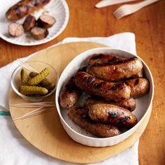 4505 Meats - Apple and Calvados Chicken Sausage.
