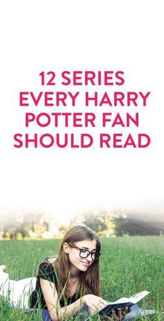 12 Series Every Harry Potter Fan Should Read