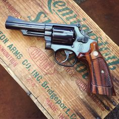 """105 Likes, 11 Comments - Ryan S. Resch (@bighorn_firearms) on Instagram: """"Picked up this beautiful Smith & Wesson 19-5 manufactured in 1982. This one is minty and has one of…"""""""