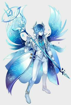 Page 3 Read unas vicitas inesperadas from the story un doncel x ever after high by (Jose Morales) with 268 reads. Anime Angel, Manga Robot, Anime Kunst, Anime Art, Fantasy Kunst, Fantasy Art, Character Concept, Character Art, Male Fairy