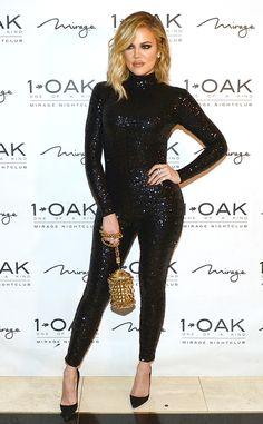 Khloe Kardashian Reveals How She Found Self-Love and Acceptance Khloe Kardashian, Malika Haqq, Khadijah Haqq, Birthday Party, 1OAK