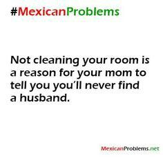 Lol thats what my mom always say