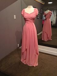 Modest Prom Dress, Modest Grad Dress @Celestial Gowns, Modest Gowns, Modest Prices