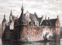 schenck van | In 1542 werd er aan het begin van de oprijlaan ('Donkere Allee'), bij ...