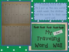 Love this idea to keep in homework folder to practice every night and keep parents up to date on what words they are learning.
