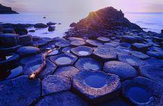 Giant Causeway, Ireland