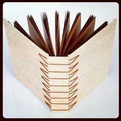 Bookbinding / Belga  no linho e craft 180g