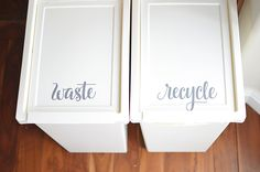 ISLY | I Still Love You: Zero Budget Project: Waste & Recycle