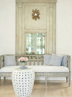 The history of Gustavian furniture began in 1771, when the future king of Sweden, Gustav III, returned home to Sweden after an extended stay...