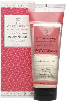 Deep Steep Body Wash Brown Sugar Vanilla: Amazon.ca: Beauty