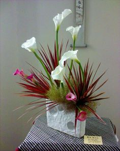 Ikebana 3 by shirosuke, via Flickr