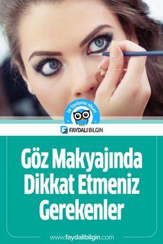 Eye Makeup - Eye Makeup make-up . Make Up Looks, Eye Makeup, Hair Makeup, Advice, Eyes, How To Make, Beautiful, Quotes, Make Up Eyes