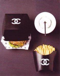 Chanel Fast Food