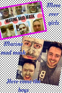 Boys love NuSkin marine mud too! https://www.facebook.com/groups/159209571082853/