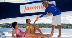 #Barbados Jammin Catamaran Cruises