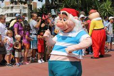Smee - Celebrate a Dream Come True Parade - Magic Kingdom