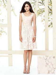 Social Bridesmaids Style 8155 http://www.dessy.com/dresses/bridesmaid/8155/