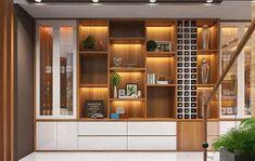 4 lưu ý lớn để thiết kế tủ rượu hợp phong thủy. »