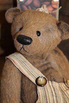 Spendenauktion fürs Kinderhospiz - No67 Simon von Domi-Bären ca.34 cm