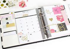 2015 Memory Planner @heidiswapp #heidiswapp #hsmemoryplanner
