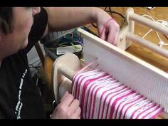 http://rigidheddleweaving.com If the site is down go to http://rididheddleweaving.blog.com Find me on Facebook at http://www.facebook.com/pages/Rigid-Heddle-...