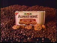 Almost Home cookies - I recognize the packaging, but I thought these had a different name.
