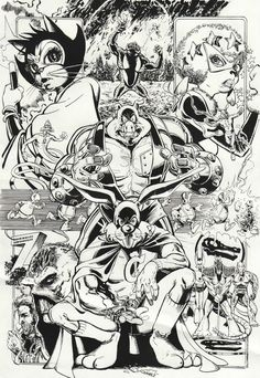 Alley-Kat-Abra..Captain Carrot and the AMazing Zoo Crew by Phil Jimenez