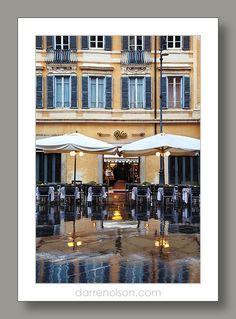 Darren Olson Photography | Italy | Cafe Vitti, Rome